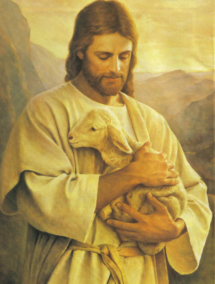 christ-and-the-lamb
